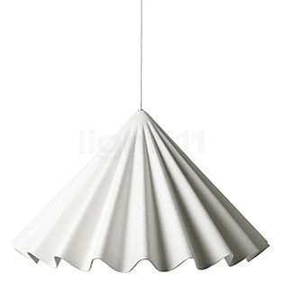 Menu Dancing, lámpara de suspensión blanco