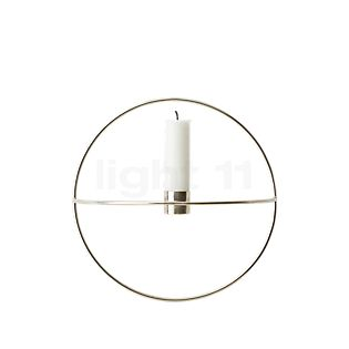 Menu POV Circle Candle Holder Small black , discontinued product