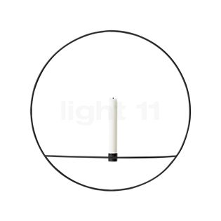 Menu POV Circle Kerzenhalter Large Chrom , Auslaufartikel