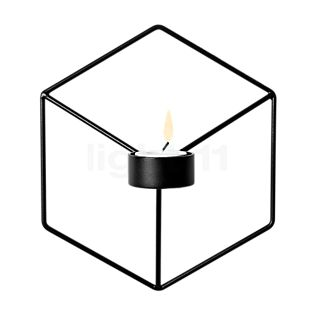 Menu POV Wall Kerzenhalter schwarz , Auslaufartikel