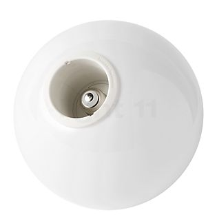 Menu TR Bulb opal glänzend LED opal glänzend