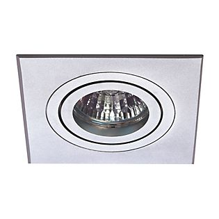 Molto Luce Swivelling recessed spotlight aluminium , discontinued product