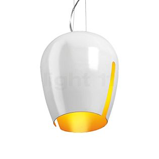Molto Luce Zita 40 Lampada a sospensione bianco/melone