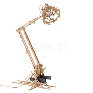 Moooi Brave New World Lamp Eichenholz, natur