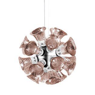 Moooi Chalice, lámpara de suspensión LED cromo, ø48 cm