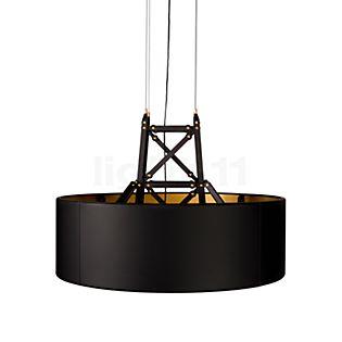 Moooi Construction Lamp M Suspension noir
