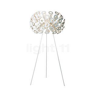 Moooi Dandelion Lampadaire blanc RAL 9016