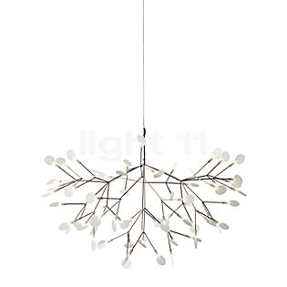 Moooi Heracleum II Pendelleuchte small Nickel