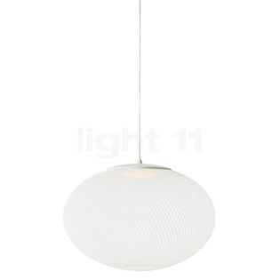 Moooi NR2 Medium Pendelleuchte LED weiß, Kabel weiß