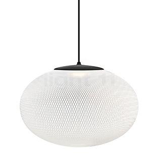 Moooi NR2 Medium Pendelleuchte LED weiß, Kabel schwarz , Auslaufartikel