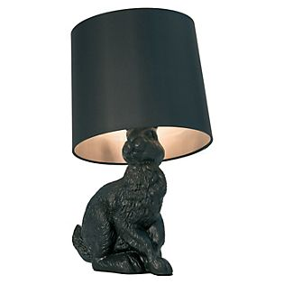 Moooi Rabbit Lamp nero