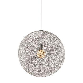 Moooi Random Light LED Pendelleuchte schwarz, ø50 cm