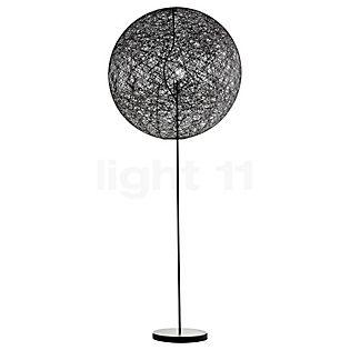 Moooi Random Light LED, lámpara de pie negro