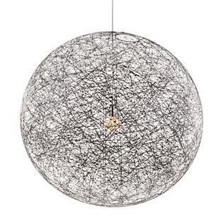 Moooi Random Light Lampada a sospensione nero, ø105 cm