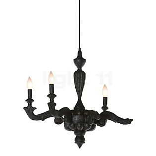 Moooi Smoke Chandelier black