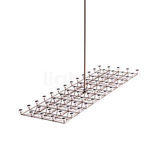 Moooi Space-Frame Suspension LED cuivre