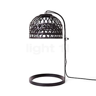 Moooi The Emperor table lamp red RAL 3004 , discontinued product