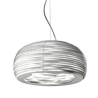 Morosini Cueva, lámpara de suspensión LED, conmutable 40 cm, 3.000 K
