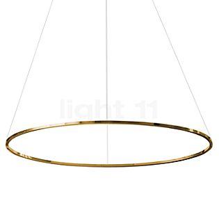 Nemo Ellisse Pendelleuchte Major LED Uplight gold, Uplight
