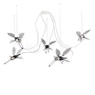 Oligo Famille Filou with 5 lamps black