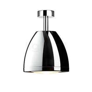 Oligo Gatsby, lámpara de techo LED cromo
