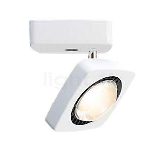 Oligo Kelveen, lámpara de techo y pared LED blanco mate, 40°