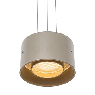 Oligo Trofeo LED Pendant Light with gesture control black matt/gold