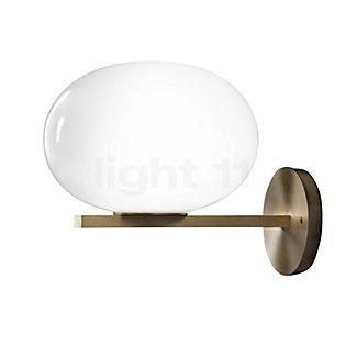 Oluce Alba Wandlamp opaalglas glanzend
