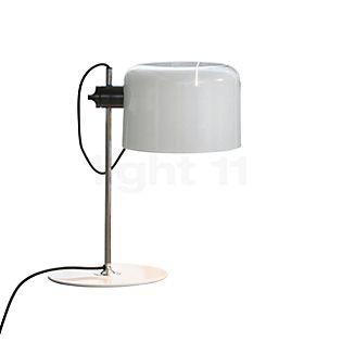 Oluce Coupé Table Lamp white