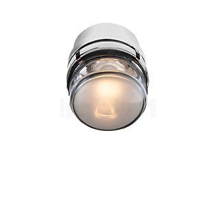 Oluce Fresnel Wall Light Outdoor white