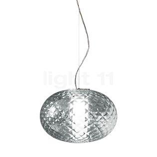 Oluce Recuerdo Pendelleuchte LED transparent