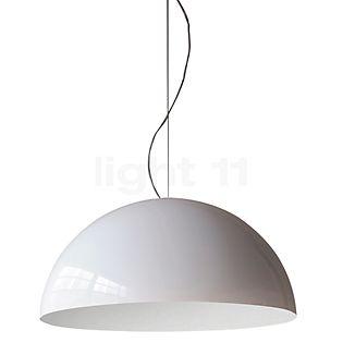 Oluce Sonora XL Lampada a sospensione bianco