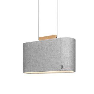 Pablo Designs Belmont Pendelleuchte LED Silverdale, 55,9 cm