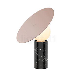 Pablo Designs Bola Lampe de table LED noir/gunmetal