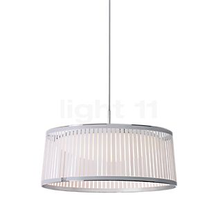 Pablo Designs Solis Drum Hanglamp LED wit, ø61 cm