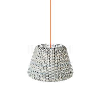 Panzeri Ralph Hanglamp wit, ø50 cm