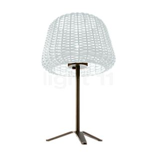 Panzeri Ralph Lampe de table blanc