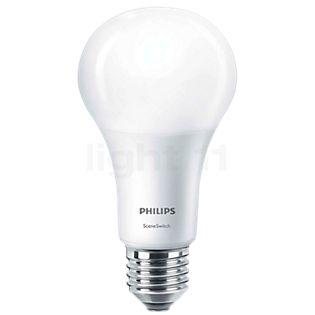 Philips A67 14W/m 827, E27 Scene Switch sin color