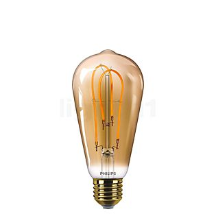 Philips CO64-gd 5W/820, E27 LEDClassic Filament kleurloos