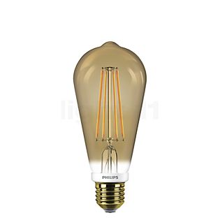 Philips CO64-gd-dim 7W/820, E27 LEDClassic Filament kleurloos