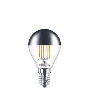 Philips D45-CS 4W/c 827, E14 LEDClassic Filament incolore , fin de série