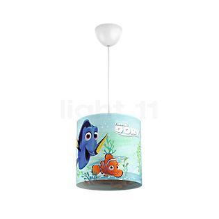 Philips Disney Hanglamp Finding Dory blauw , uitloopartikelen
