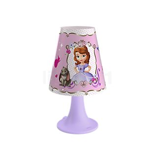 Philips Disney Sofia Table lamp LED violet , discontinued product