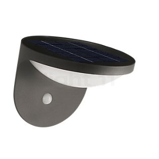 Philips Dusk Solar Wall Light LED with motion detector anthracite