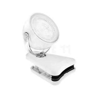 Philips Dyna Klemmleuchte LED weiß
