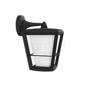 Philips Hue Econic Down Wandlamp LED zwart