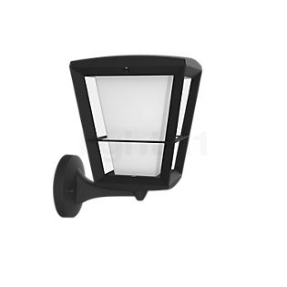 Philips Hue Econic Up Wandlamp LED zwart