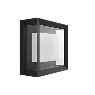 Philips Hue Econic square Wandleuchte LED schwarz