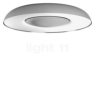 Philips Hue White Ambiance Still Loftlampe + Dim Switch aluminium