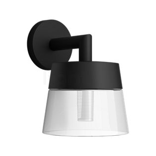 Philips Hue White & Color Ambiance Attract Wandleuchte LED schwarz